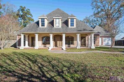 Prairieville Single Family Home For Sale: 40332 Abby James Rd