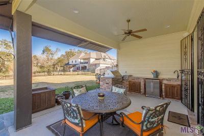 Baton Rouge LA Single Family Home For Sale: $550,000