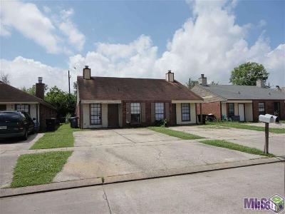 Baton Rouge LA Multi Family Home For Sale: $140,000