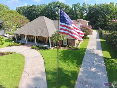 Baton Rouge Single Family Home For Sale: 3118 Valcour Aime Ave