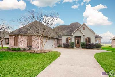 Zachary Single Family Home For Sale: 22433 Fairway View