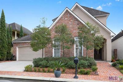 Baton Rouge Single Family Home For Sale: 1612 Ruelle De Grace Dr