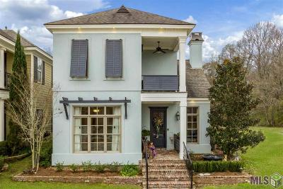 Baton Rouge Single Family Home For Sale: 7570 N Eisworth Ave