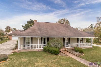Baton Rouge Single Family Home For Sale: 4419 Lake Lawrence Dr