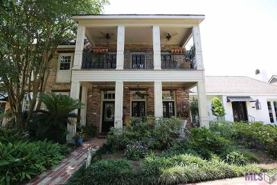 Baton Rouge Condo/Townhouse For Sale: 7940 Wrenwood Blvd #C