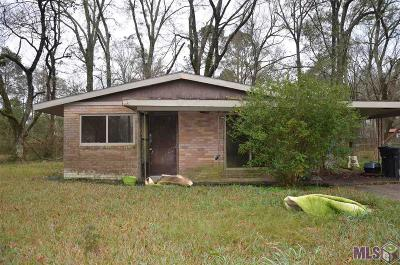 Baton Rouge Single Family Home For Sale: 11084 Chalice Dr