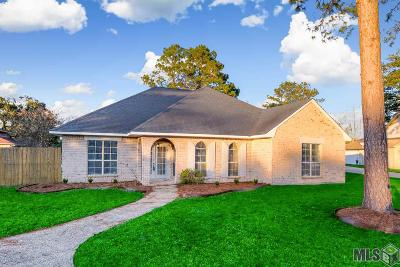 Baton Rouge Single Family Home For Sale: 11321 Center Ct