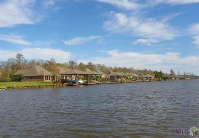Maurepas Residential Lots & Land For Sale: 22015 Waterfront East Dr