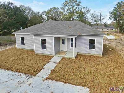 Watson Single Family Home For Sale: 10919 Springfield Rd