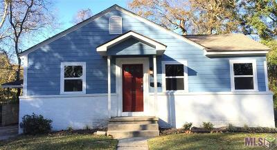 Baton Rouge Single Family Home For Sale: 3335 Hollywood