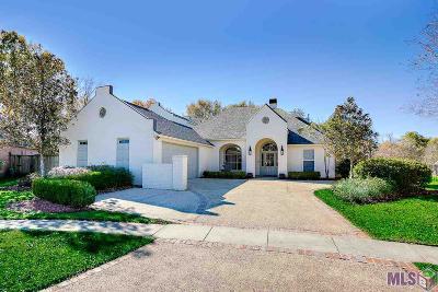 Baton Rouge Single Family Home For Sale: 6058 Cherryridge Dr