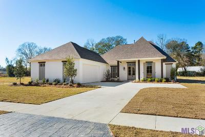 Denham Springs Single Family Home For Sale: 1177 Southern Living Ln