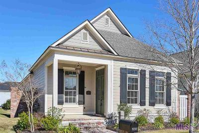 Zachary Single Family Home For Sale: 1283 Americana Blvd