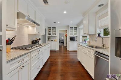 Baton Rouge Single Family Home For Sale: 1745 Dahlia St