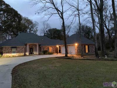 Prairieville Single Family Home For Sale: 16539 Lanes End Rd