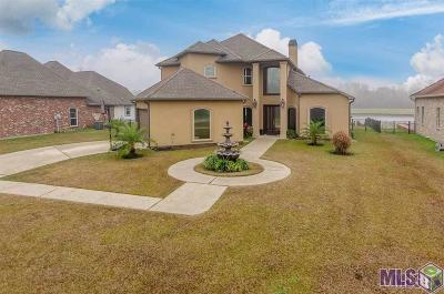 St Amant Single Family Home For Sale: 11672 River Highlands