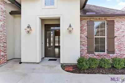 Baton Rouge Single Family Home For Sale: 14712 Pendleton Way
