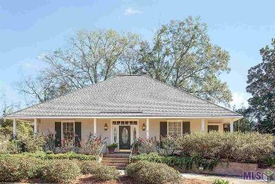 Baton Rouge Single Family Home For Sale: 3813 Berkley Hill Ave