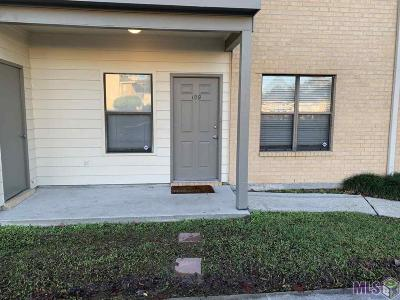 Baton Rouge LA Condo/Townhouse For Sale: $115,000
