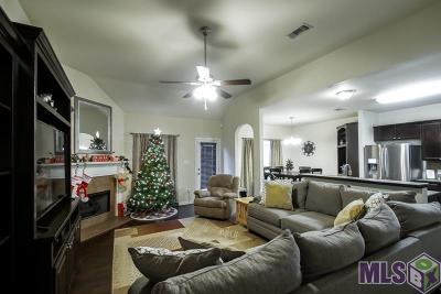 Denham Springs Single Family Home For Sale: 26049 Wimbledon Dr
