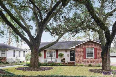 Baton Rouge Single Family Home For Sale: 3233 Myrtle Ave