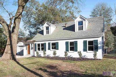 Baton Rouge Single Family Home For Sale: 1463 Parker