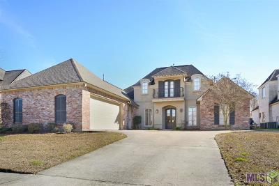 Prairieville Single Family Home For Sale: 35219 Beverly Hills Dr