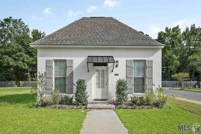 Central Single Family Home For Sale: Lot 35 Pirates Alley