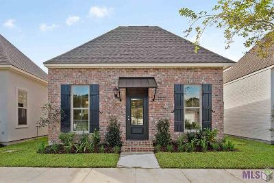 Central Single Family Home For Sale: Lot 39 Pirates Alley