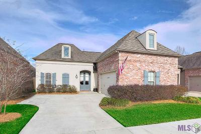 Baton Rouge Single Family Home For Sale: 14825 Pendleton Way