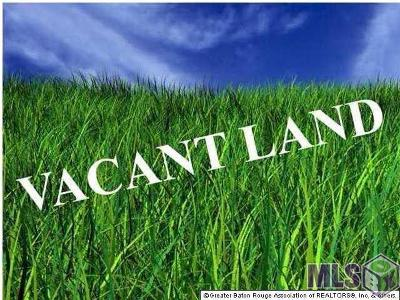 Prairieville Residential Lots & Land For Sale: Tract A-3 La Hwy 931