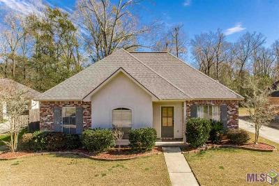 Zachary Single Family Home For Sale: 6022 Woodbend Ave