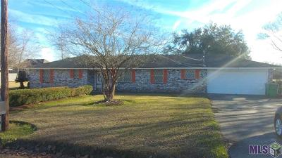 Gonzales Single Family Home For Sale: 1934 S John St