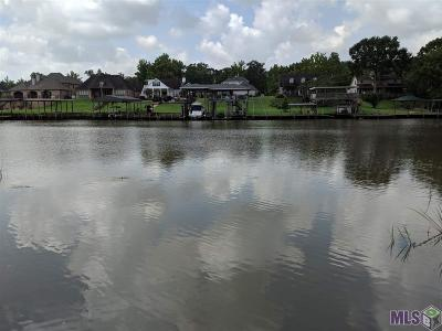 Bayou Terrace Estates, Carters Point Subd, Diversion Isle Estates, Dockside At The Waterfront, River Highlands, River Highlands Estates, River View, Waterfront East The, Waterfront The, Settlement At Bayou Pierre, River Bend Residential Lots & Land For Sale: Lot38a Bayou Pierre Dr