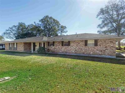 Gonzales Single Family Home For Sale: 217 E Freddie St