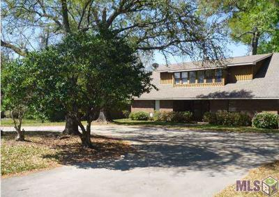 Baton Rouge Single Family Home For Sale: 932 Sharp Rd