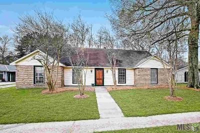 Baton Rouge Single Family Home For Sale: 13950 Woodland Ridge Ave