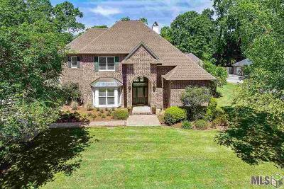Baton Rouge Single Family Home For Sale: 8236 Oakbrook Dr