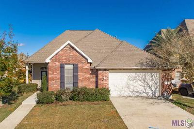 Baton Rouge Single Family Home For Sale: 16415 N Antioch Crossing