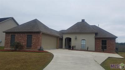 Gonzales Single Family Home For Sale: 43229 Norwood Rd