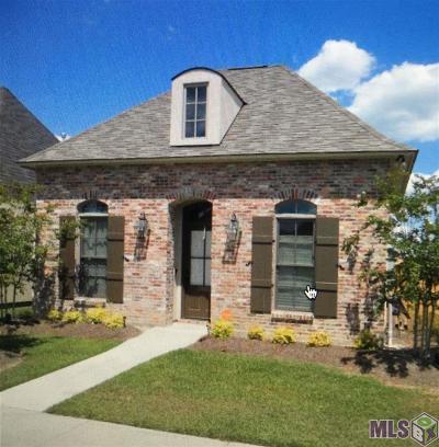 Baton Rouge LA Single Family Home For Sale: $288,000