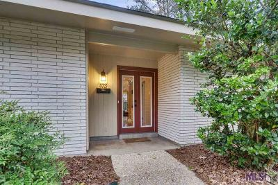 Baton Rouge Single Family Home For Sale: 473 College Hill Dr