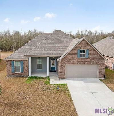 Zachary Single Family Home For Sale: 6149 Mallard Crossing Dr