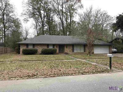 Baton Rouge Single Family Home For Sale: 14519 Breton Blvd
