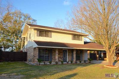 Baton Rouge LA Single Family Home For Sale: $199,900