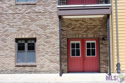 Baton Rouge Condo/Townhouse For Sale: 3347 Nicholson Dr #A111