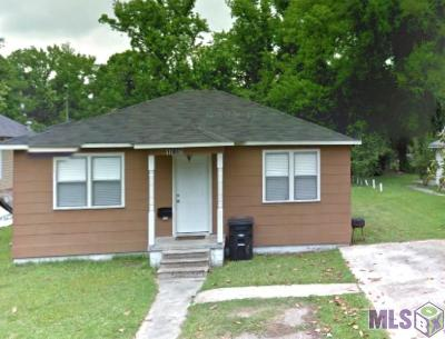 Baton Rouge Single Family Home For Sale: 1967 Curtis St