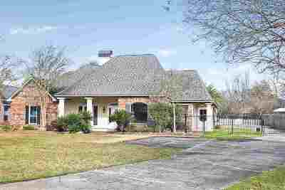 Denham Springs Single Family Home For Sale: 7820 Denham Chase Ave
