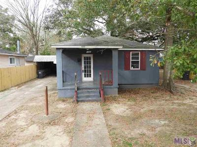 Baton Rouge Single Family Home For Sale: 3895 Chippewa St