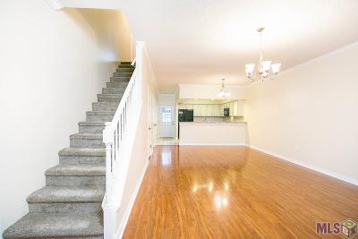 Baton Rouge Condo/Townhouse For Sale: 12334 S Harrells Ferry Rd #Bldg 8 #